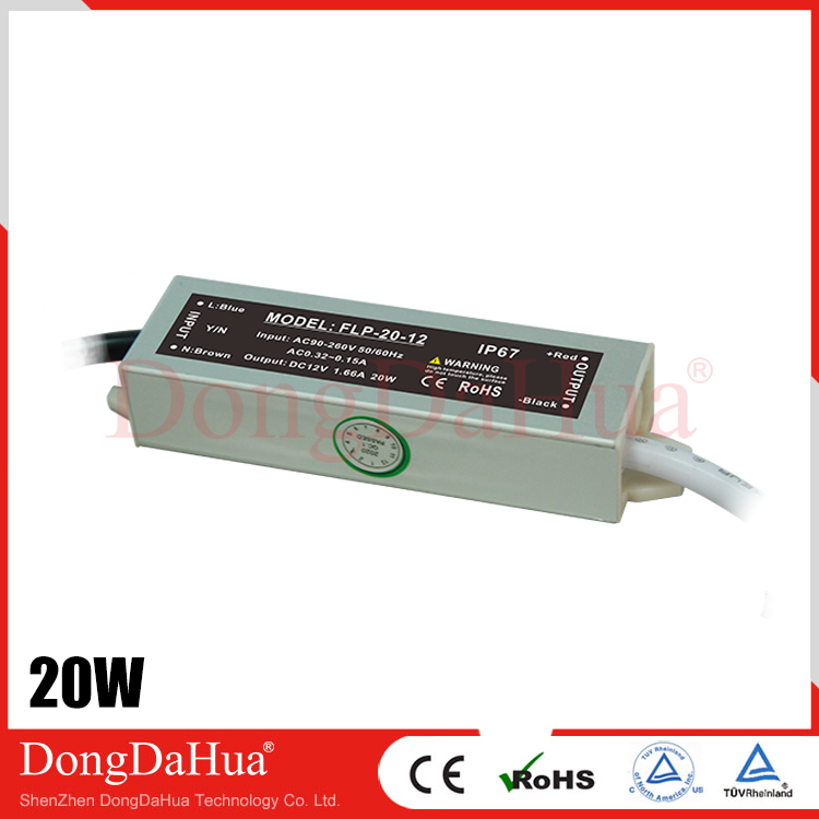 FLP Series 20W-200W LED Power Supply