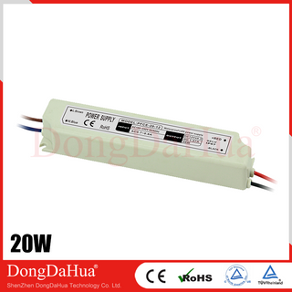 PFCE Series 20W-100W LED Power Supply