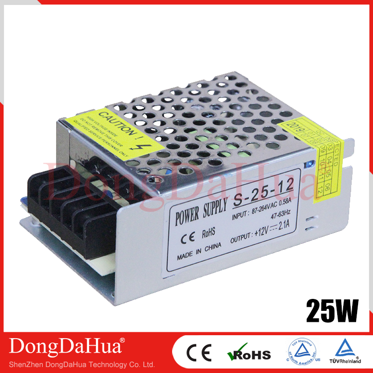 S Series 25W LED Power Supply