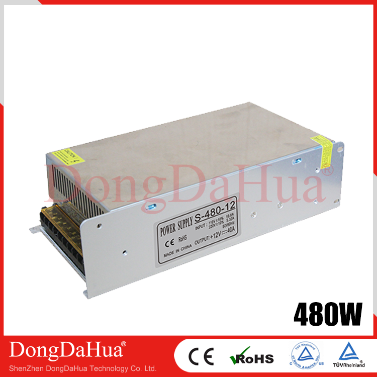 S Series 480W LED Power Supply