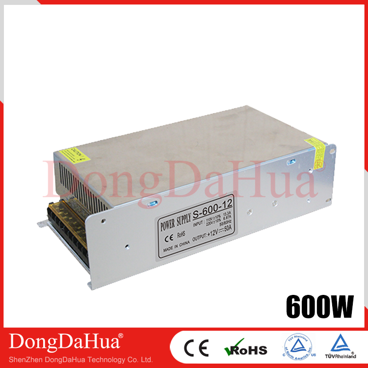 S Series 600W LED Power Supply