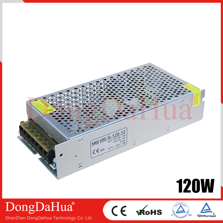 S Series 120W LED Power Supply